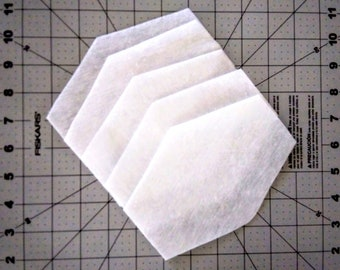 """Filters for Face Masks - MERV13 Filters - 4.5"""" x 6.5"""" - .3 Micron Filtration - Fiberglass FREE - USA Made - Reusable - Safer than the 2.5"""