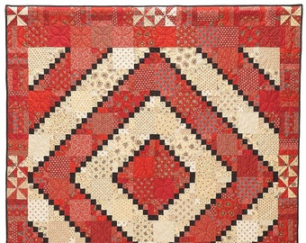Any Which Way Quilt Pattern - Printed Pattern - Glad Creations - GC185