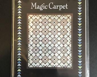 Magic Carpet Quilt Pattern - Printed Pattern - Glad Creations - GC125