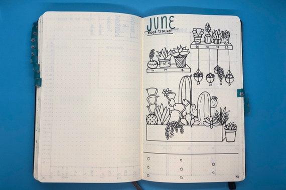 Custom Bullet Journal