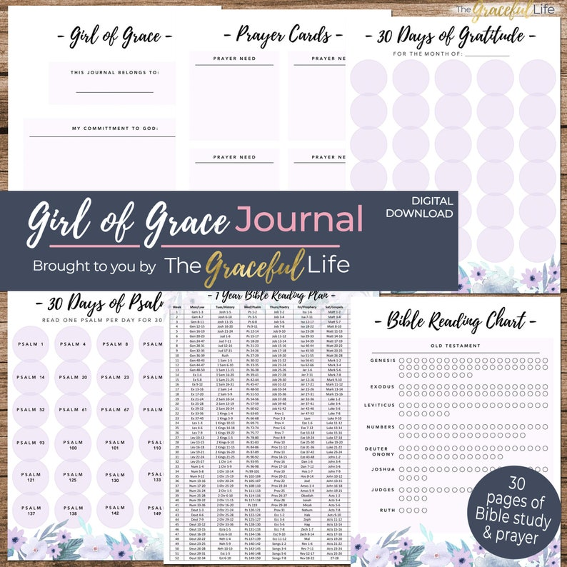 photograph about Printable Bible Study Guide for Genesis called Top Bible Examine and Prayer Magazine Printable Fast Down load, Bible Exploration Planner, Sermon Notes, Bible Complications, Pastel Style