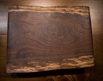 Small Walnut Cutting Board