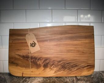 red elm cutting board