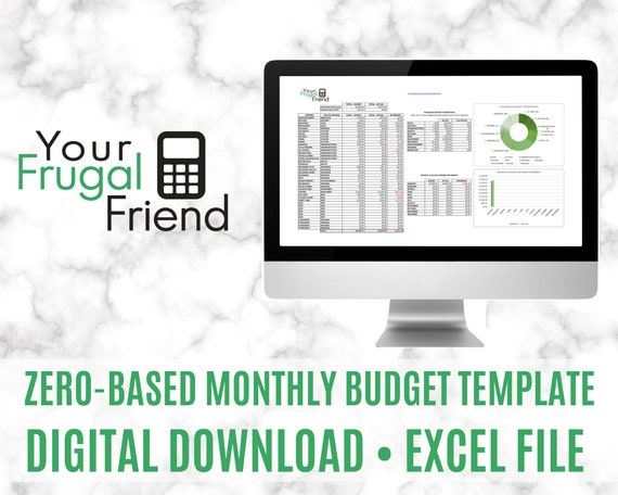 Budget Template Google Sheets, Budget Spreadsheet, Monthly Budget, Money Planner, Google Sheets Budget, Easy Budget, Excel Download