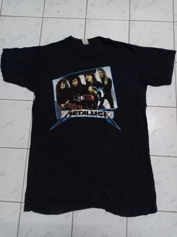 Metallica 80's Vintage tshirt