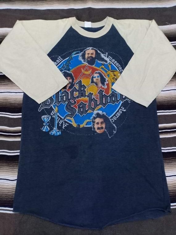 Black Sabbath Live In Concert 1980 'Vintage tshirt