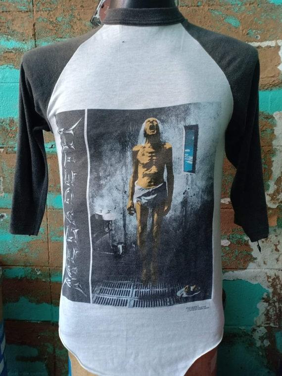 Megadeth On Tour 1992's Vintage tshirt