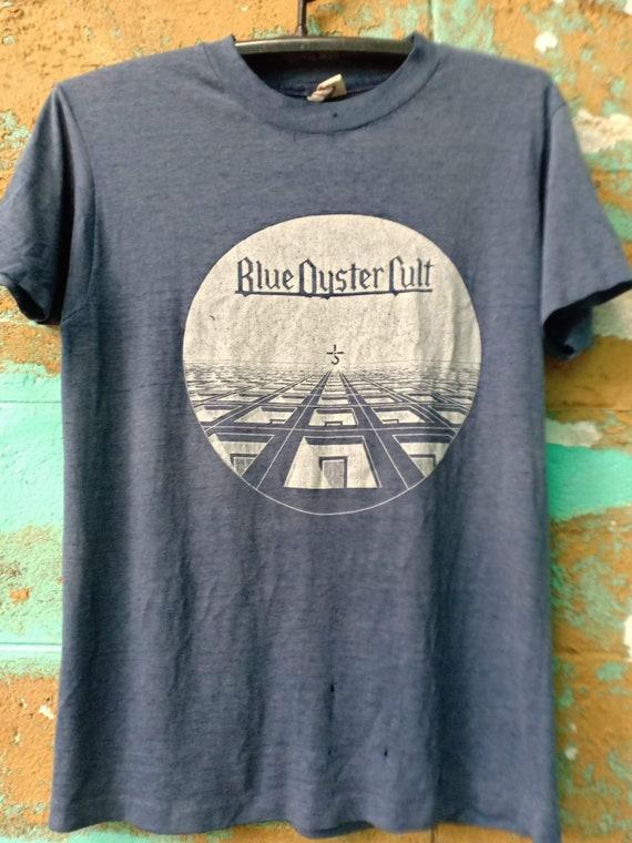 Blue Oyster Cult 70's Vintage tshirt