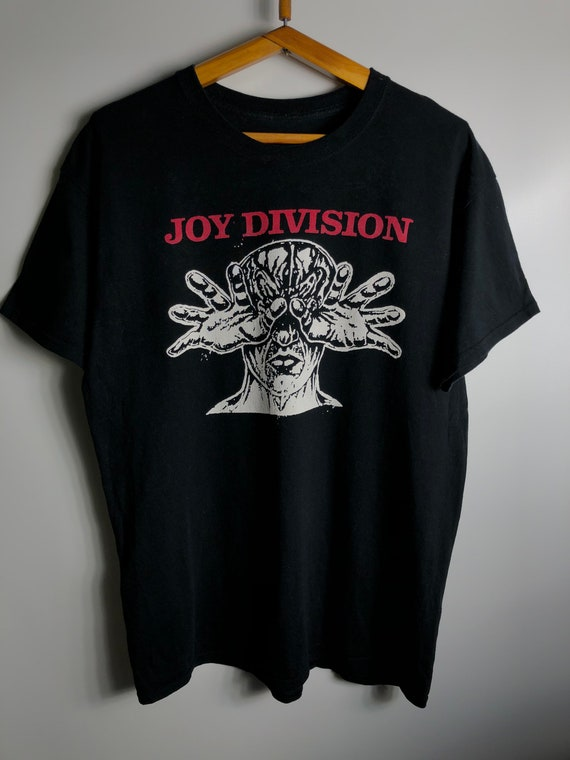 Rare Vintage Joy Division T Shirt Vintage Mens Siz