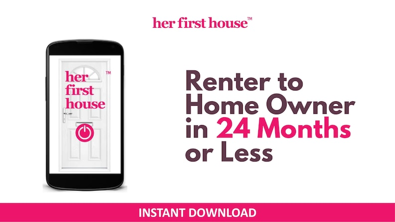 Her First House™ Home Buyers Guide First Time Home Buyers image 0