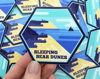 Sleeping Bear Dunes Sticker