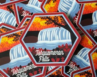 Tahquamenon Falls Sticker