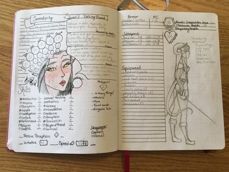 Journal Art Pathfinder