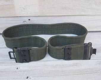Soviet military belt | Etsy