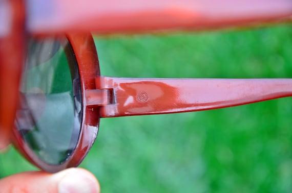 Sunglasses, Red sunglasses, Retro sunglasses, Vin… - image 7