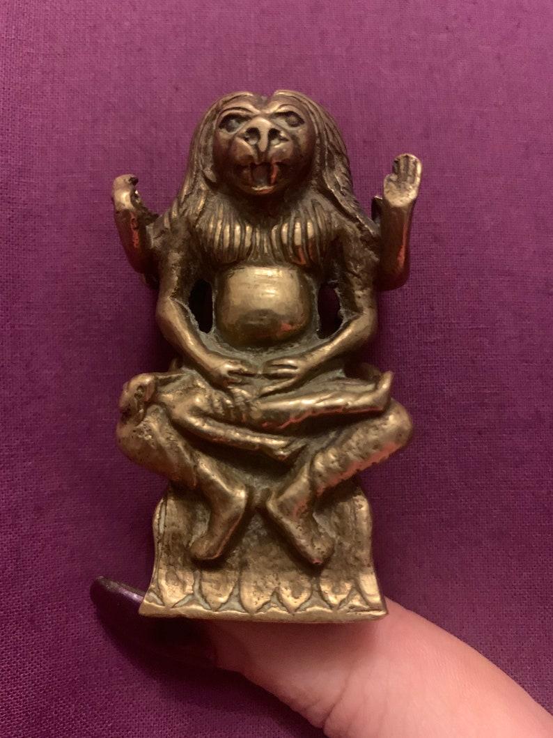 Lion Headed God. Narasimha