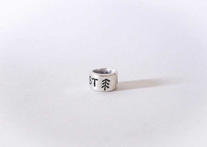 Nature charm Get lost bead Get lost charm