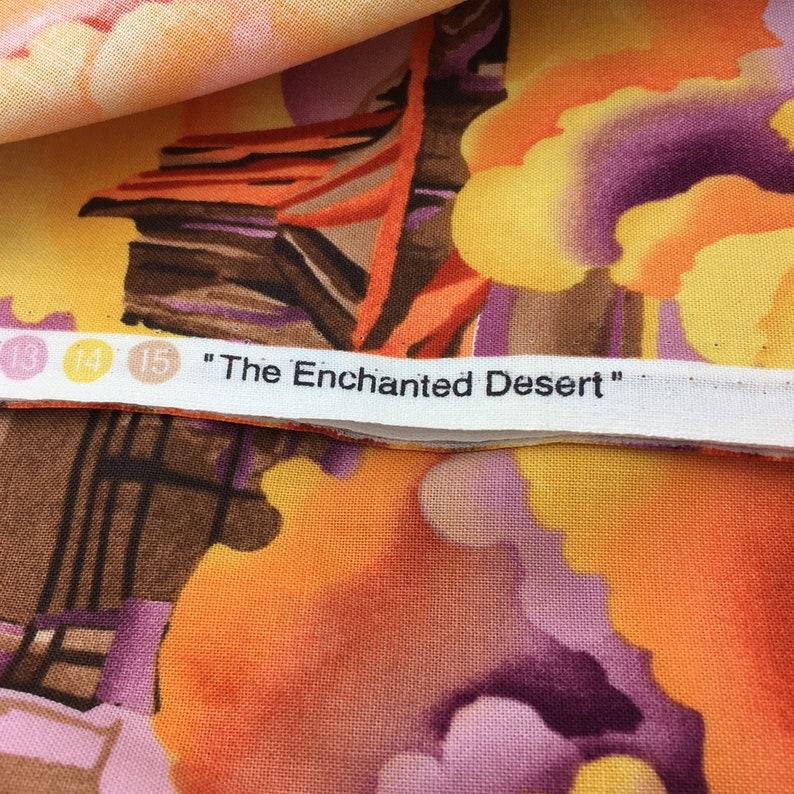 2 Yards 17 12\u201d Luana Rubin The Enchanted Desert Robert Kaufman