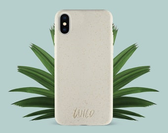 biodegradable iphone xs case