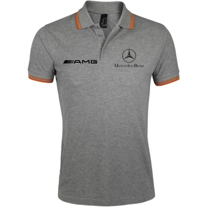 Mercedes AMG Polo Performance Man Quality