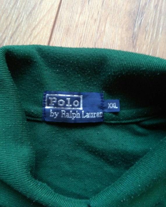 Vintage POLO by Ralph Lauren / Retro 90s 80s Shir… - image 3