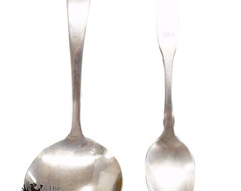 NEARLY NEW CONDITION HEIRLOOM AFTERGLOW STERLING SILVER ICED TEA SPOON