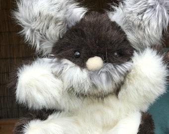 Binky baby Slobbit who loves a hug
