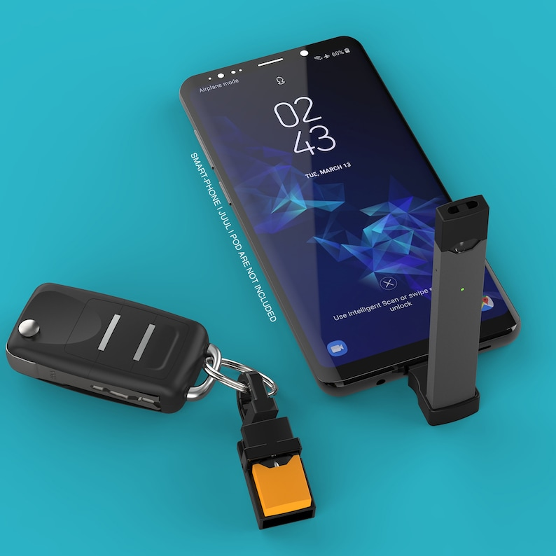 Charge Your JUUL From Your Phone ZOD CHARGER | Etsy