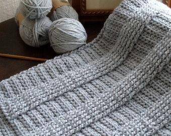 Crochet Pattern - Crochet Afghan Pattern - Crochet Baby Blanket Pattern - New Baby Girl Pattern - DIY Shower Gift - Berry Hedge P127