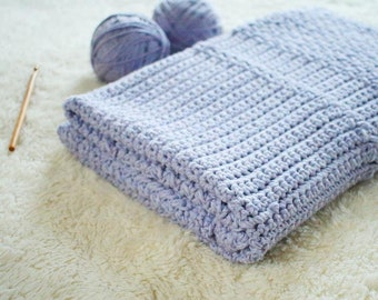 Crochet Pattern - Story Book Baby Blanket Crochet Pattern by Hidden Meadow Crochet - P-StoryBook
