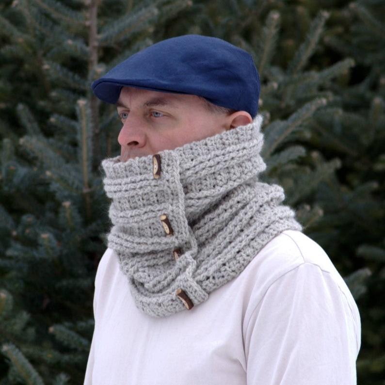Crochet Patterns / 2 Crochet Scarf Pattern / DIY Scarf / image 0
