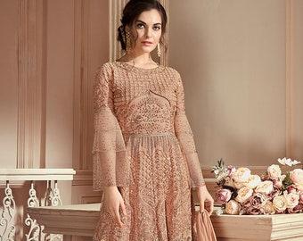Pakistani wedding dress | Etsy