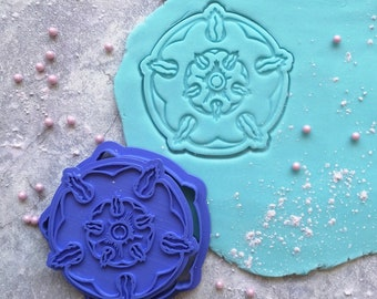 Game of Thrones House Tyrell Cookie//Icing Cutter