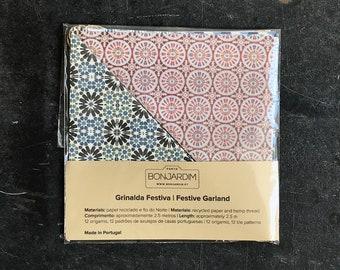 Festive garland