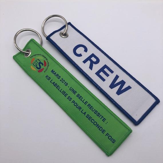 Custom Keyfob Lunchbox Tag Keyfob Personalized Custom Embroidered Keychain Keyfob gifts Any word Keychain Keychain Gift backpack tag