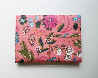 Eco-friendly wrapping paper for birthday or christmas, 3 sheets in A2 size made from recycled paper | HaseHeisstDerFelix