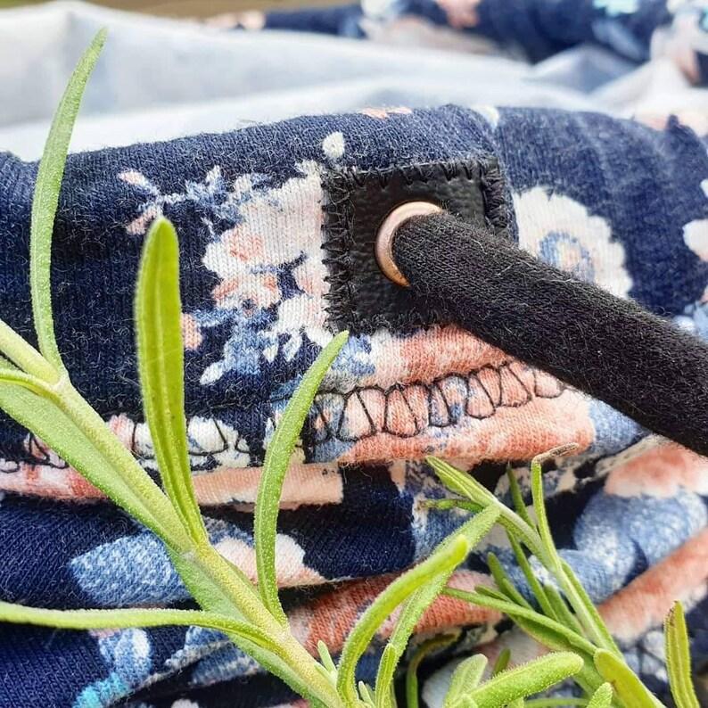 Loop Schal Als Mundschutz