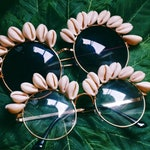 Cowrie Brow Glasses