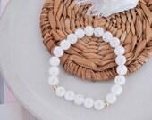 Clear Quartz Bracelet - Cleanse your Energy