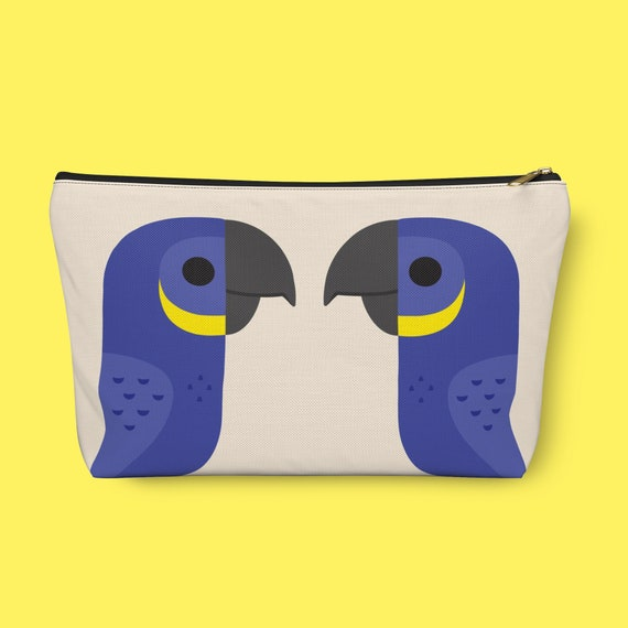 Hyacinth Macaw Carry All Pouch