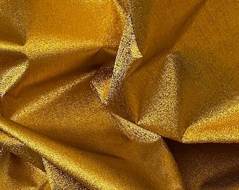 Sold Per Metre Emperior Foil Fabric