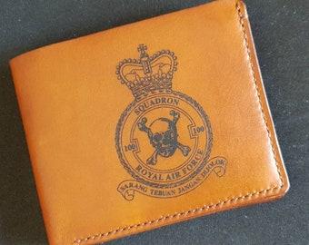 Royal Air Force 100 Sqn Commemorative wallet