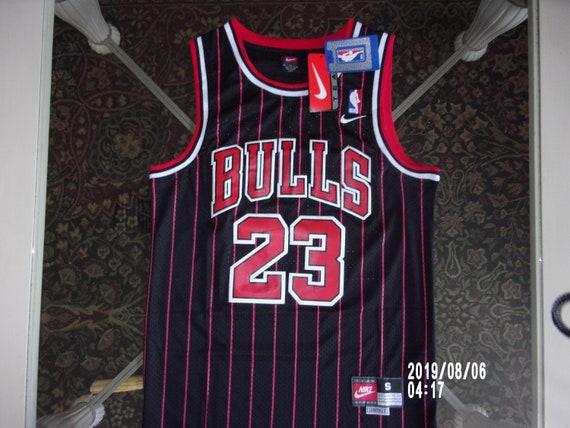 Michael Jordan Chicago Bulls throwback Jersey