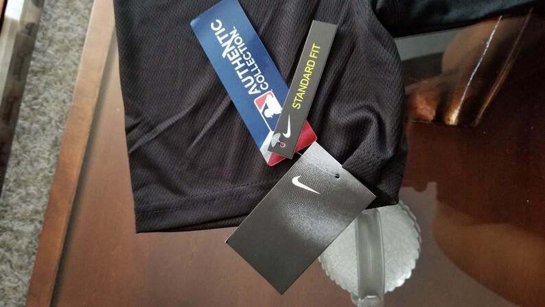 LA Dodgers Mookie Betts Black Jersey