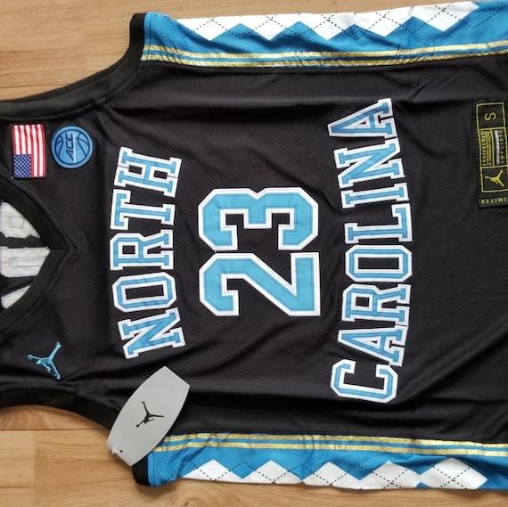 Michael Jordan North Carolina jersey