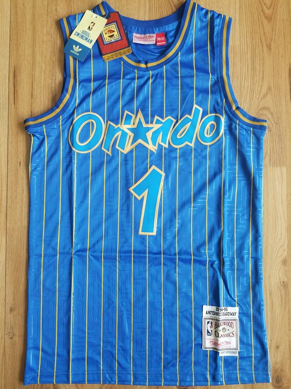 New Penny Hardaway Orlando Magic Throwback - image 1