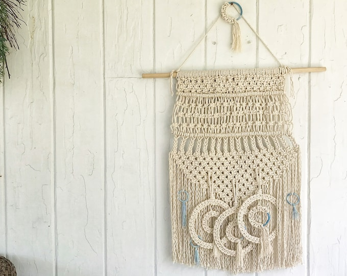 The Aria - Macrame Wall Hanging
