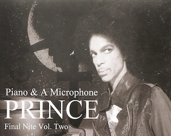 Prince microphone | Etsy