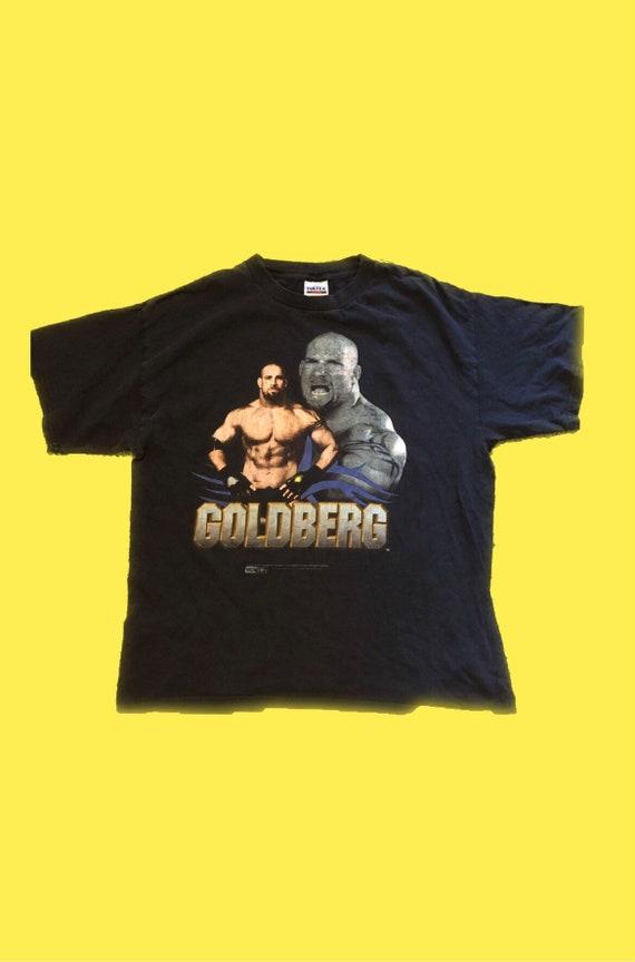 Goldberg WWE Vintage T Shirt Wrestling Gr.xl Wwf