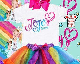 232a56d488aef Jojo siwa birthday outfit | Etsy